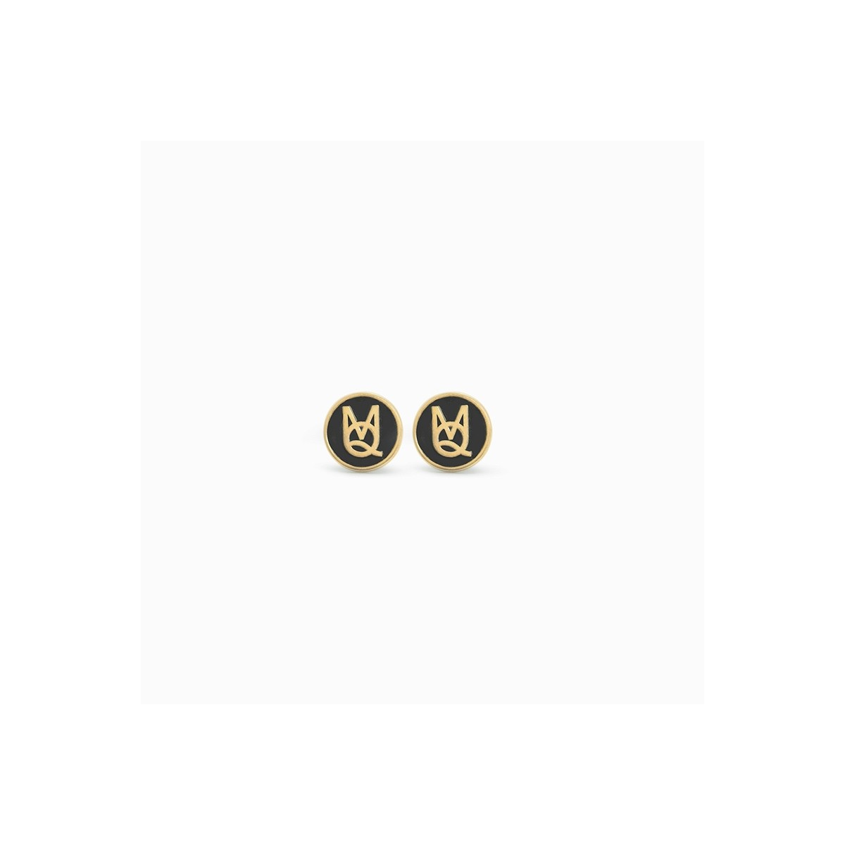 Earrings Boho Black Cats