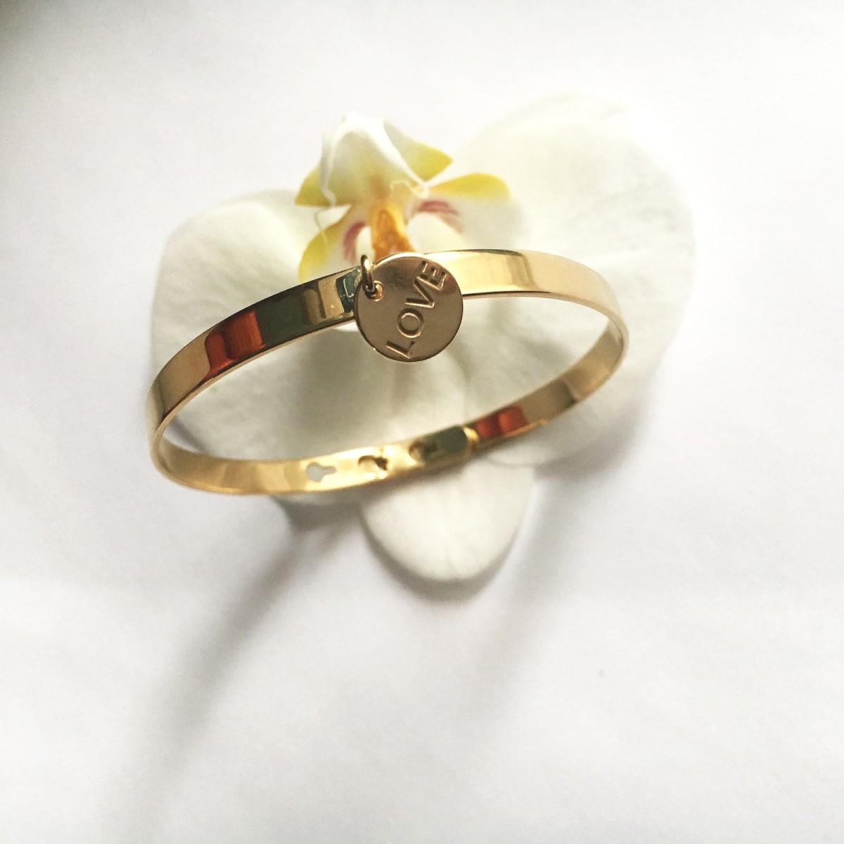 Bracelet Charm Love