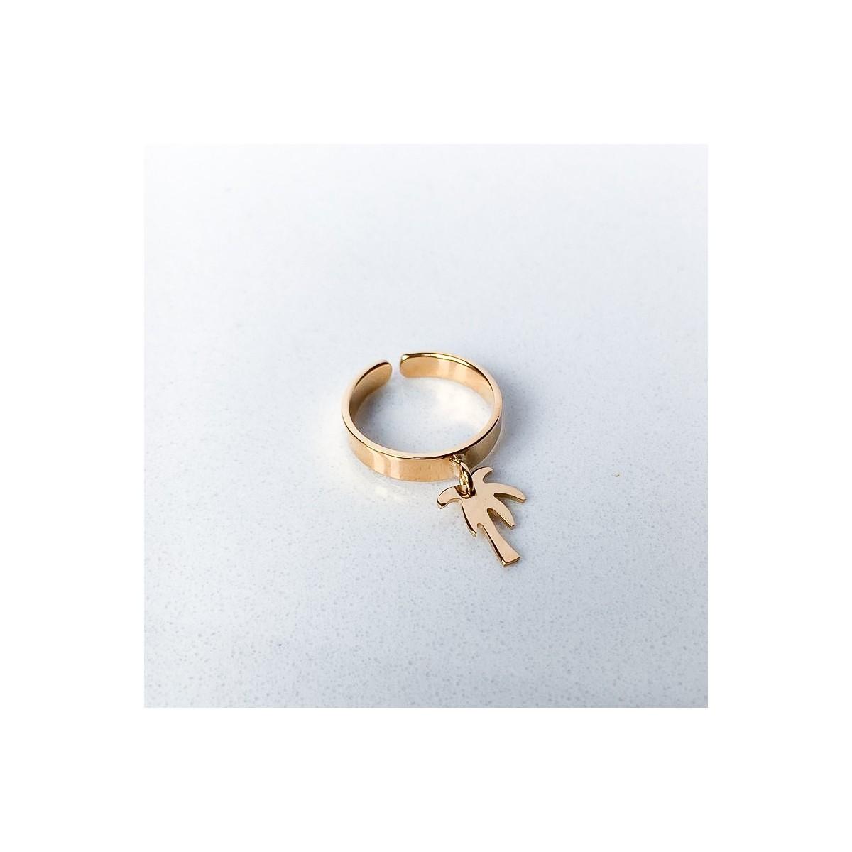 Ring Boho Palm