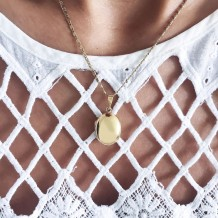 Necklace Charm Locket