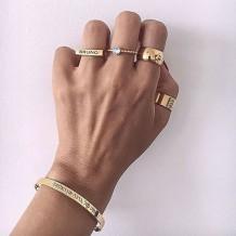 Pierścionek Classic Wide Ring