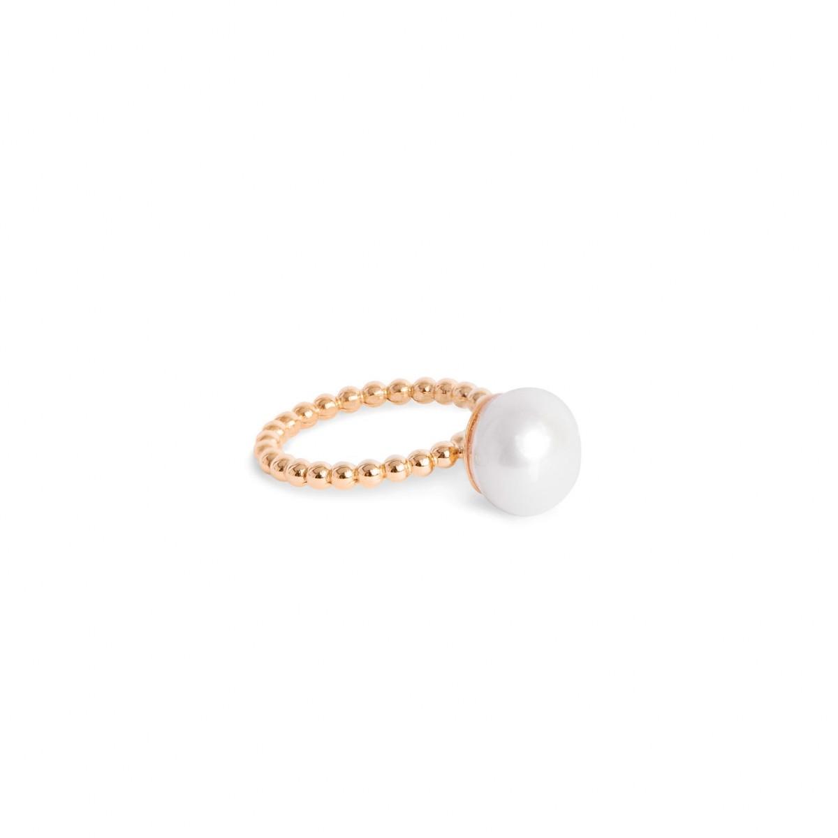 Pierścionek  Boho Pearl