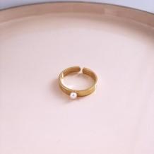 Pierścionek Boho Mini Pearl