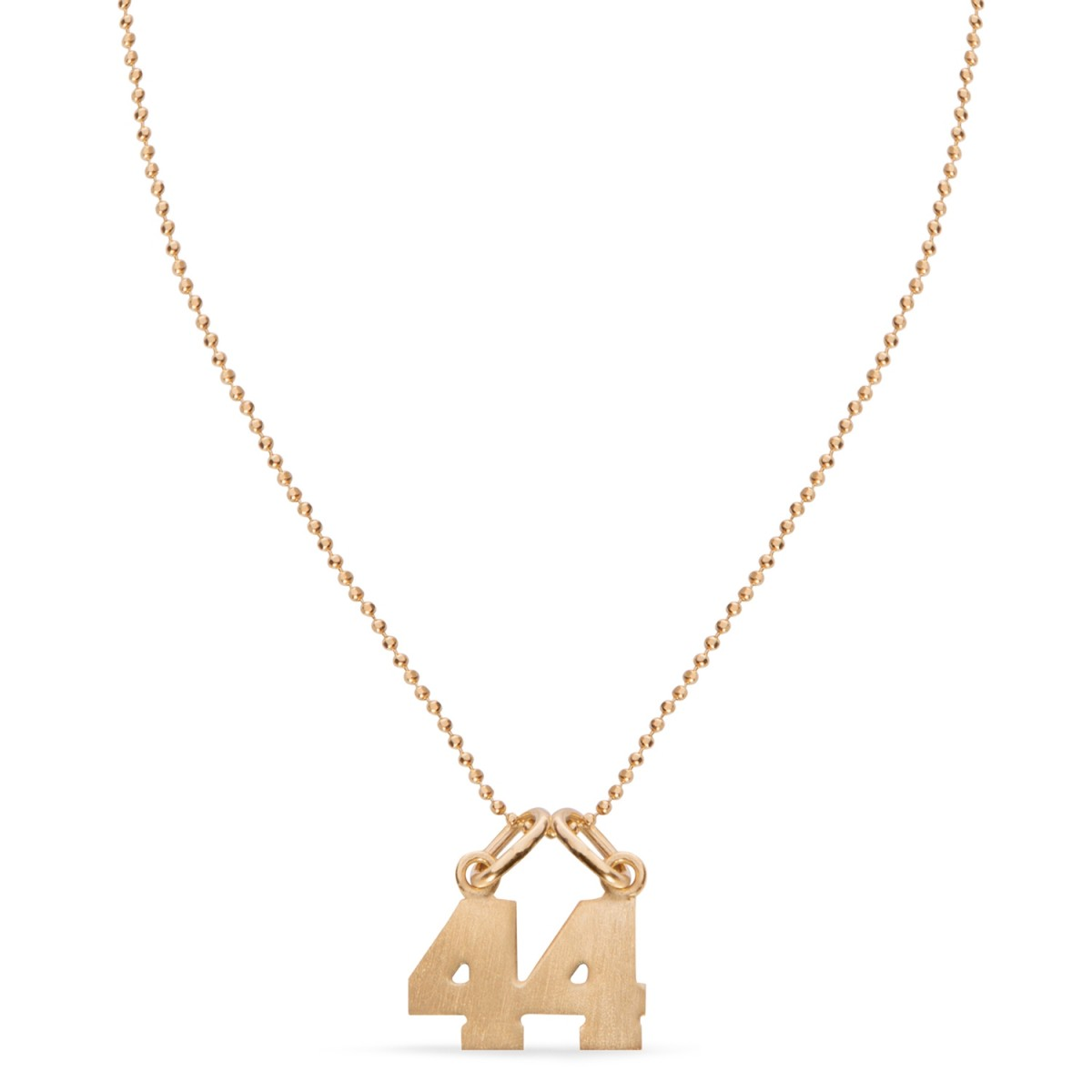 Necklace Letters Numeral