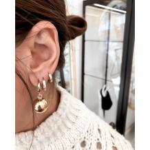 Earrings Beaded Ball