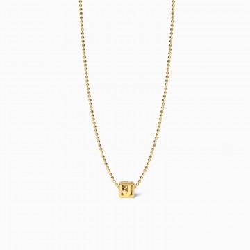 Necklace Letters Cubes