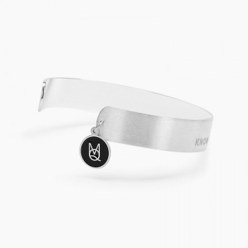 BRACELET WIDE IF YOU  LOVE YOURSELF  KNOW THAT YOU'LL NEVER BE ALONE