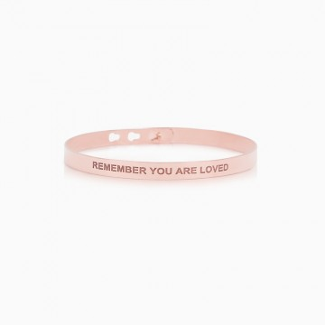 Bracelet  Basic Remember you are loved