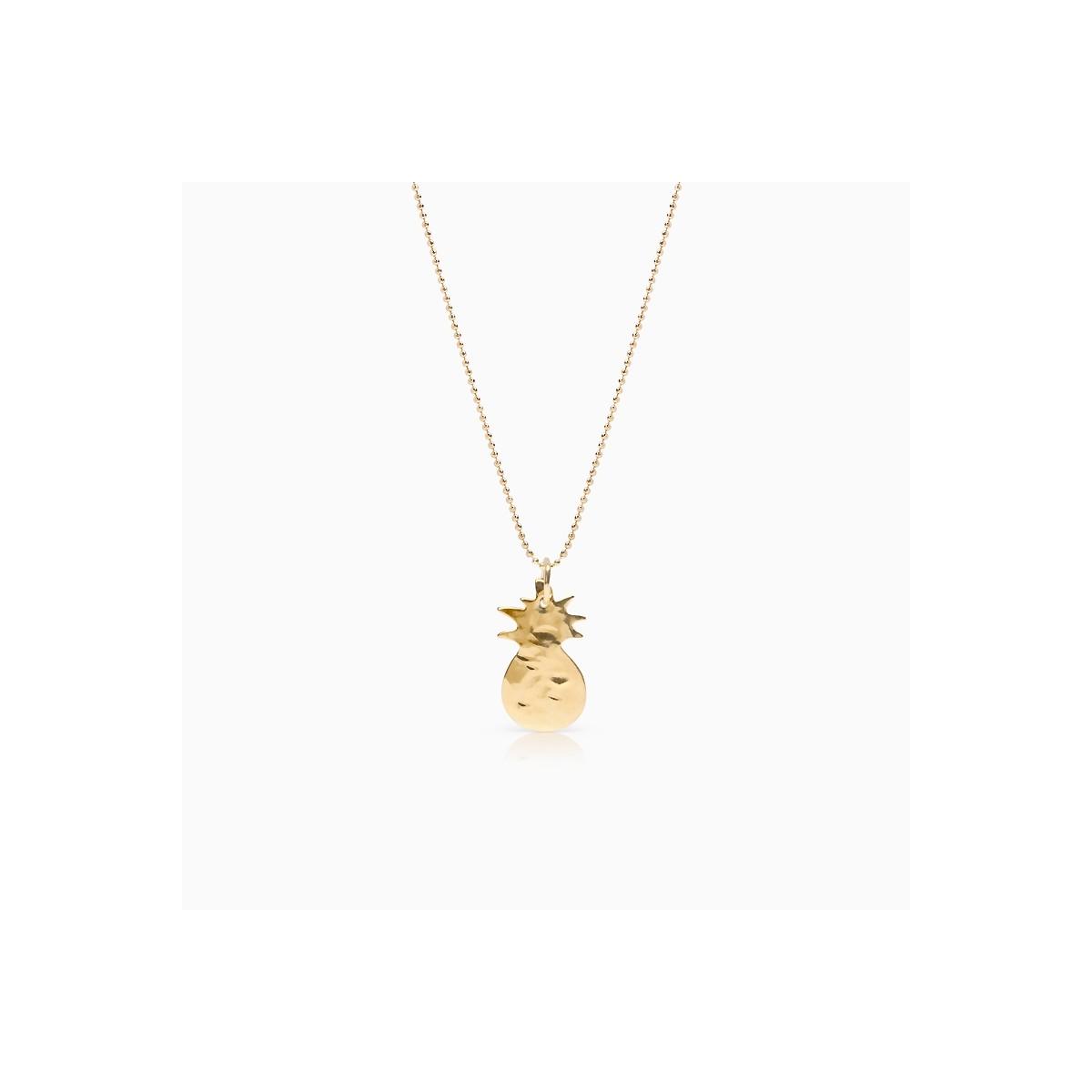 Necklace Boho Pineapple