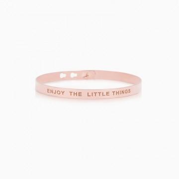 Bracelet  Basic Enjoy the little things