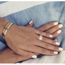 Bracelet Basic Good Vibes Only