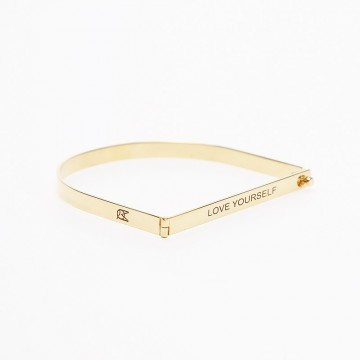 Bracelet Lucky Hoof LOVE YOURSELF
