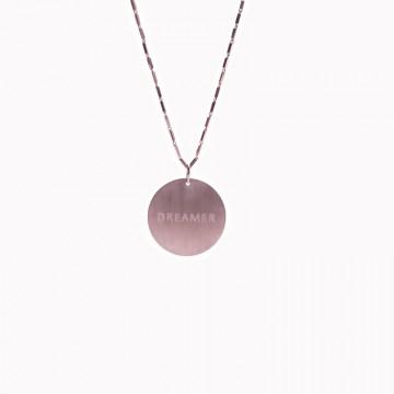 Necklace Charm Dreamer Mat